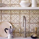 Image of tiles in kitchen setting