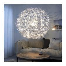 Image of dandelion head light fitting