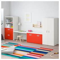 Children's bedroom with storage
